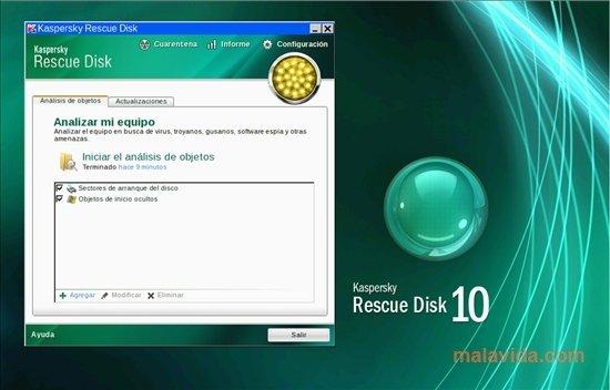 Kaspersky Rescue Disk image 5