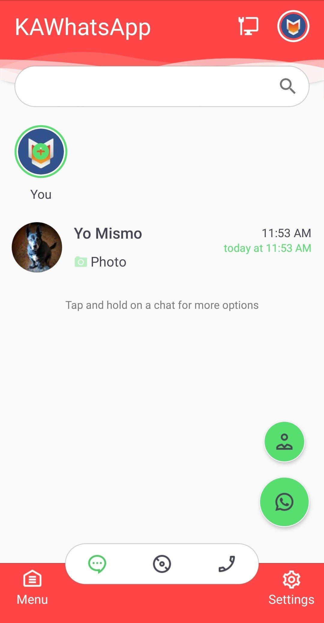 KAWhatsApp Android