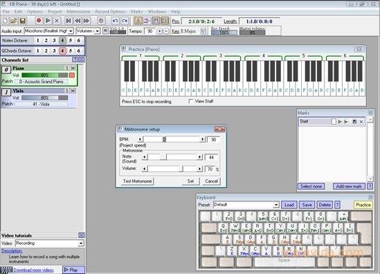 KB Piano image 4