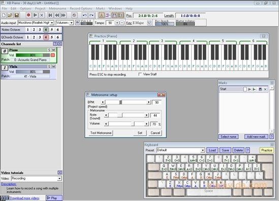 KB Piano 2.5.1