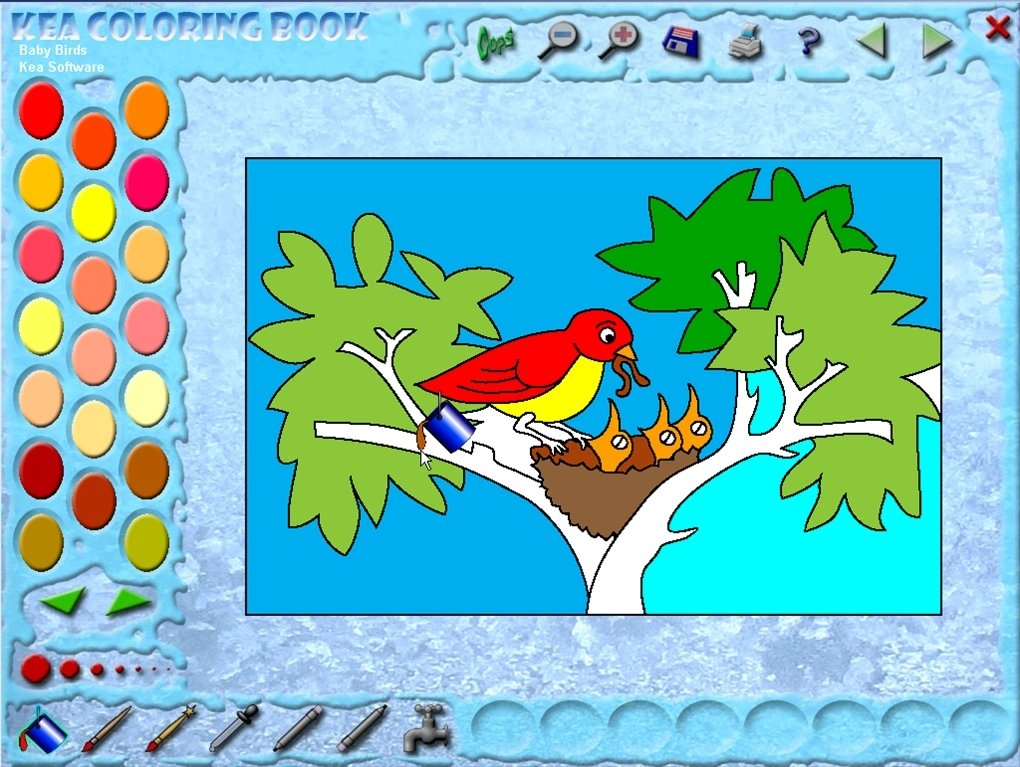 Kea Coloring Book Download Serial Free