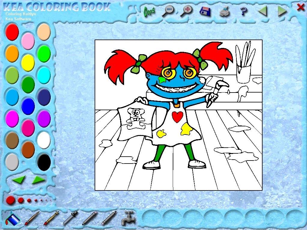 Kea Coloring Book 3 6 Download : Descargar kea coloring book para pc gratis