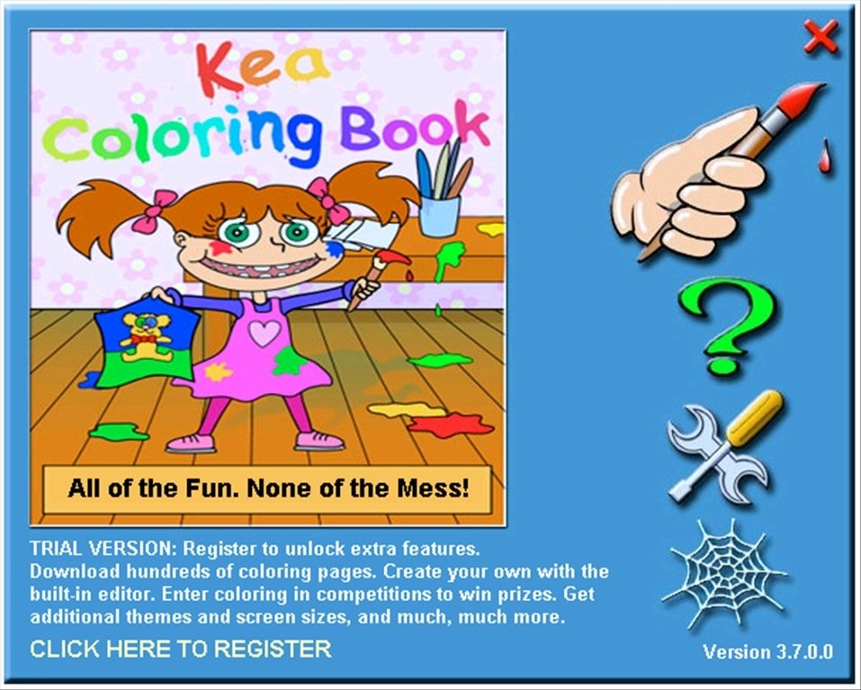 Coloring Book 4 : Download kea coloring book 3.7 for pc free