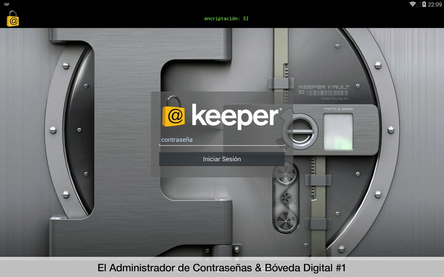 Keeper Android image 5