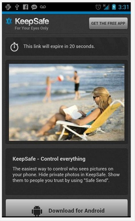 KeepSafe 9 39 2 - Download for Android APK Free