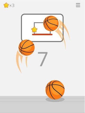 Ketchapp Basketball iPhone image 5