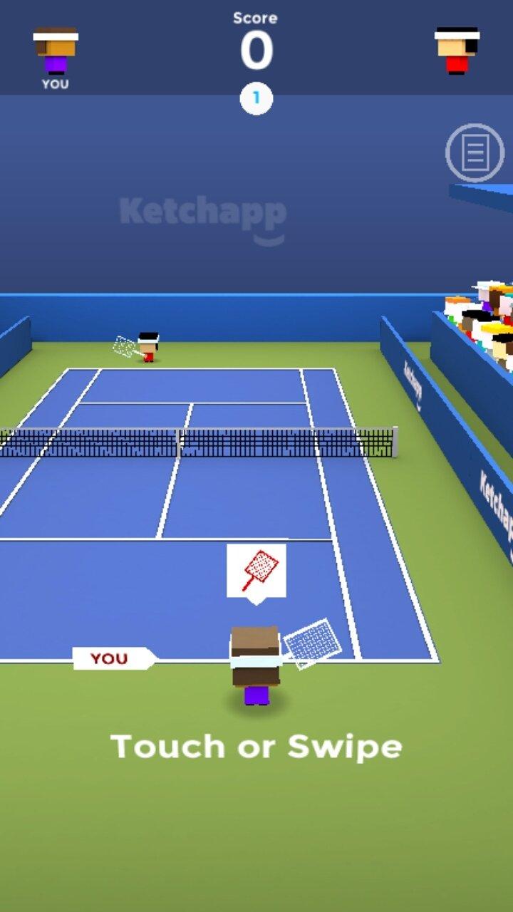 Ketchapp Tennis Android image 6