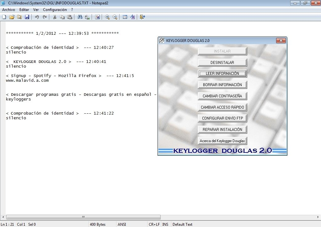 download keylogger software for pc