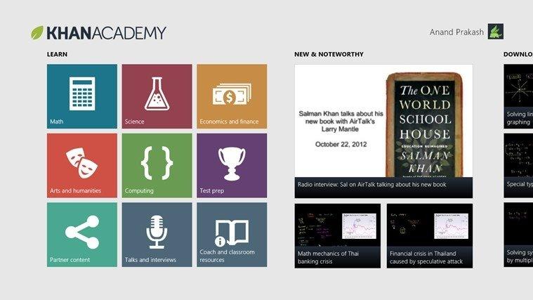 Khan Academy image 4