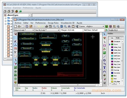 Download KiCad 2013.03.31 - Free