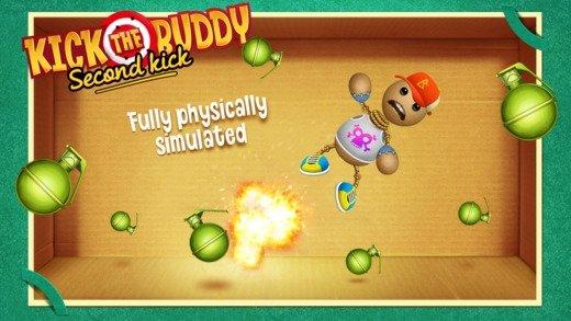 Kick the Buddy: Second Kick iPhone image 5