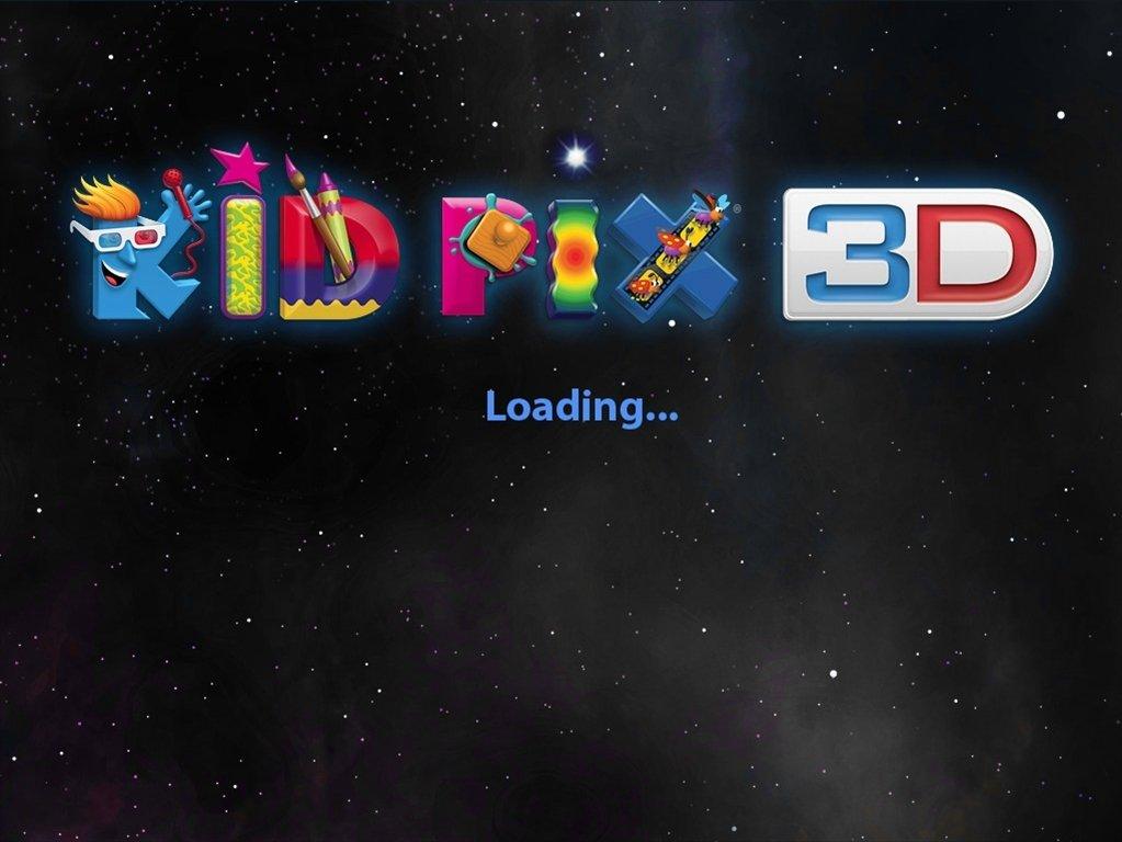 Kid Pix 3D image 1 Thumbnail ...