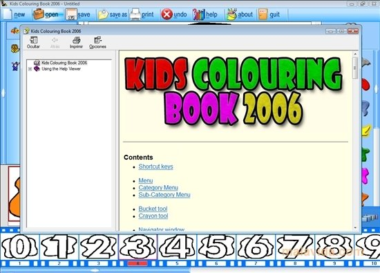 Colouring Book Free Download Software Kids 20