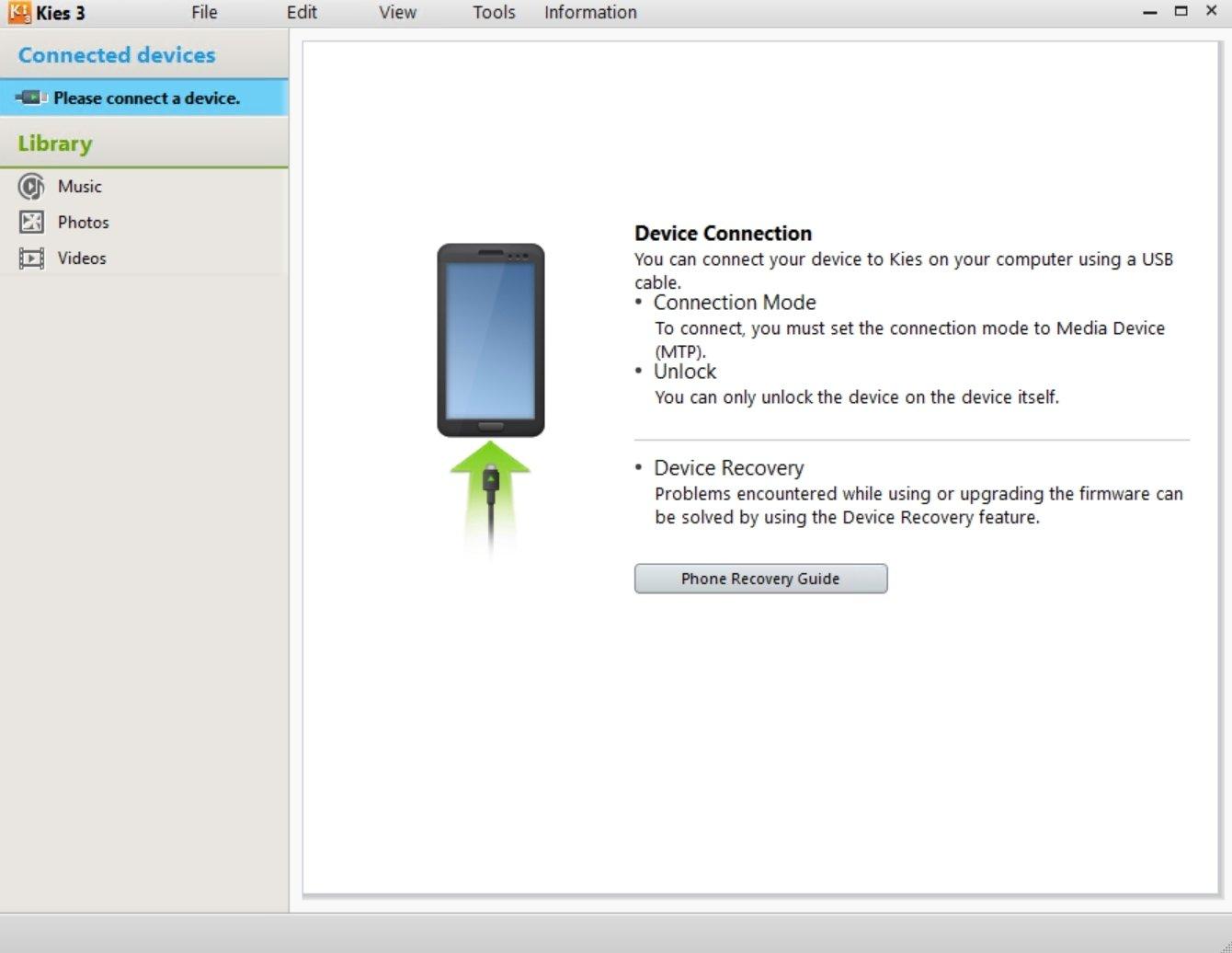 Samsung Kies image 5