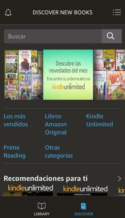 descargar kindle gratis para ipad