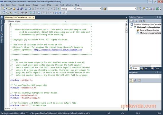 Kinect for Windows SDK image 6