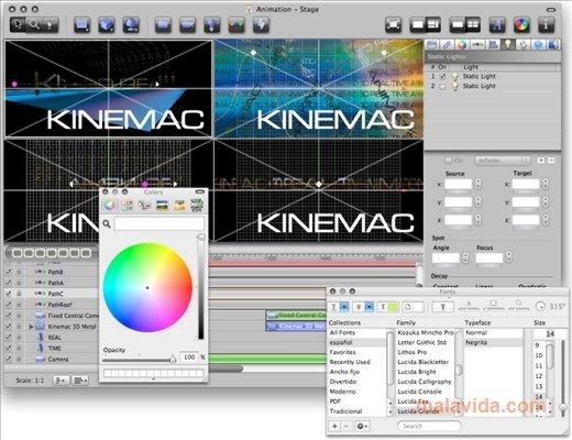 Kinemac Mac image 4