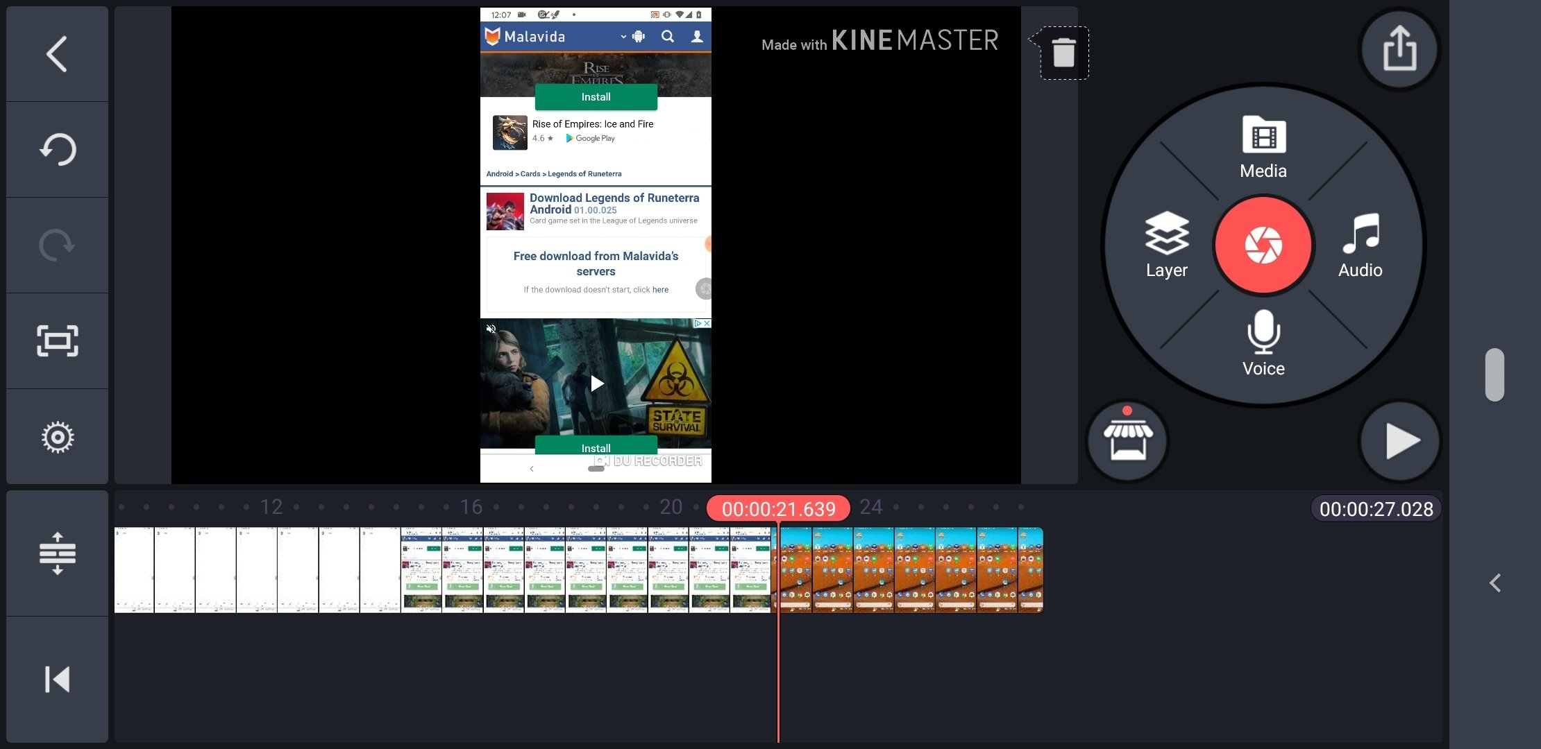 KineMaster 4 11 12 14050 GP - Download for Android APK Free