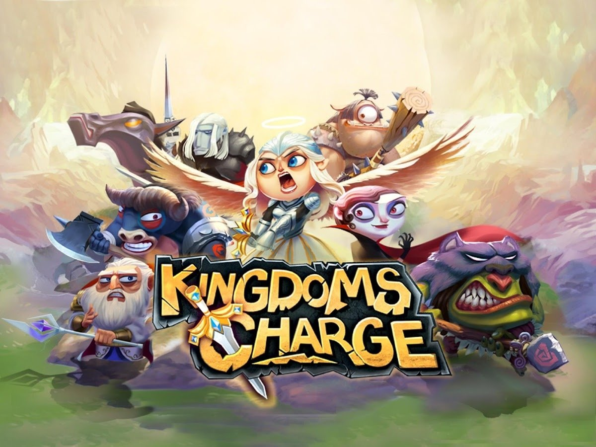 Kingdoms Charge Android image 5