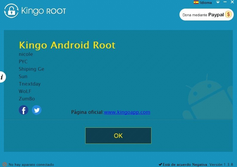 KingoRoot 1 5 8 - Download for PC Free