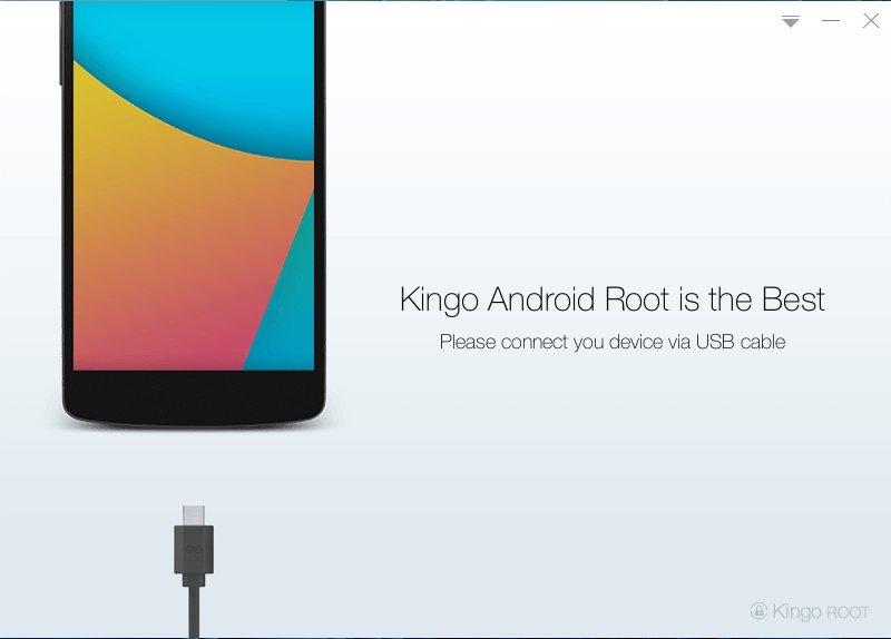 telecharger kingroot 6.0 pc