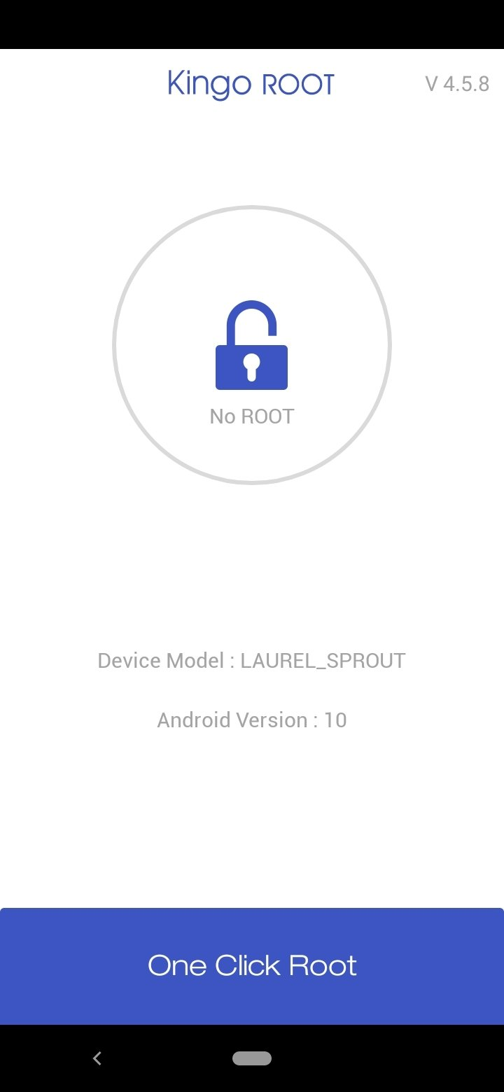 application qui root