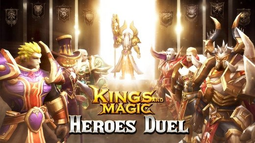 Kings and Magic: Heroes Duel iPhone image 5