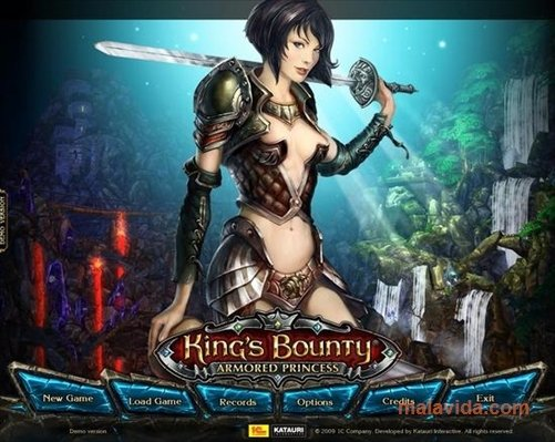 King's Bounty: Armored Princess image 4