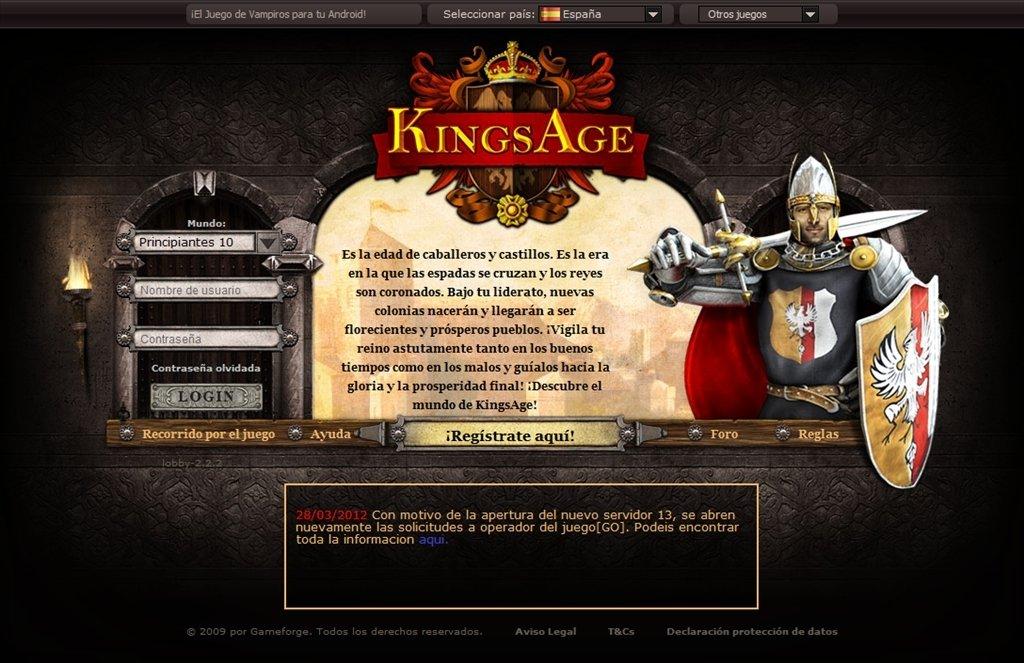 KingsAge Webapps image 5