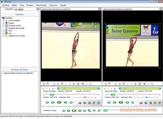 logiciel kinovea pour android gratuit