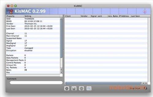 kismac 0.3.3 gratuit