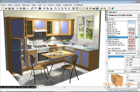 kitchendraw 6.5 gratuit