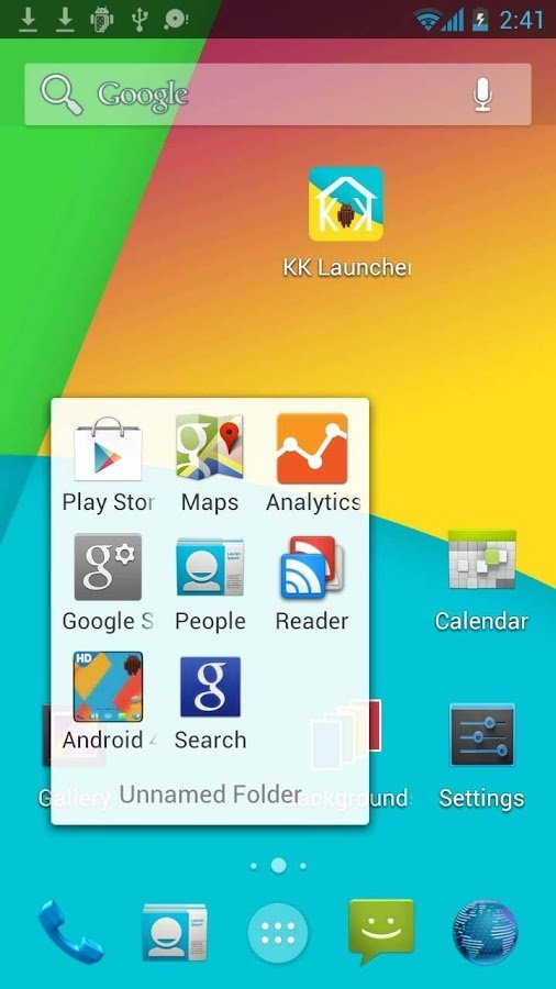 KitKat Launcher 7 1 - Download for Android APK Free