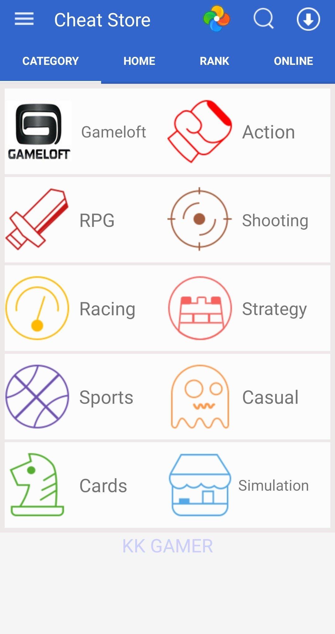 KK Gamer 3.3.5 - Download for Android APK Free
