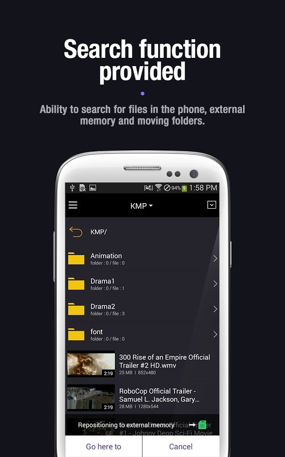 download kmplayer for android free