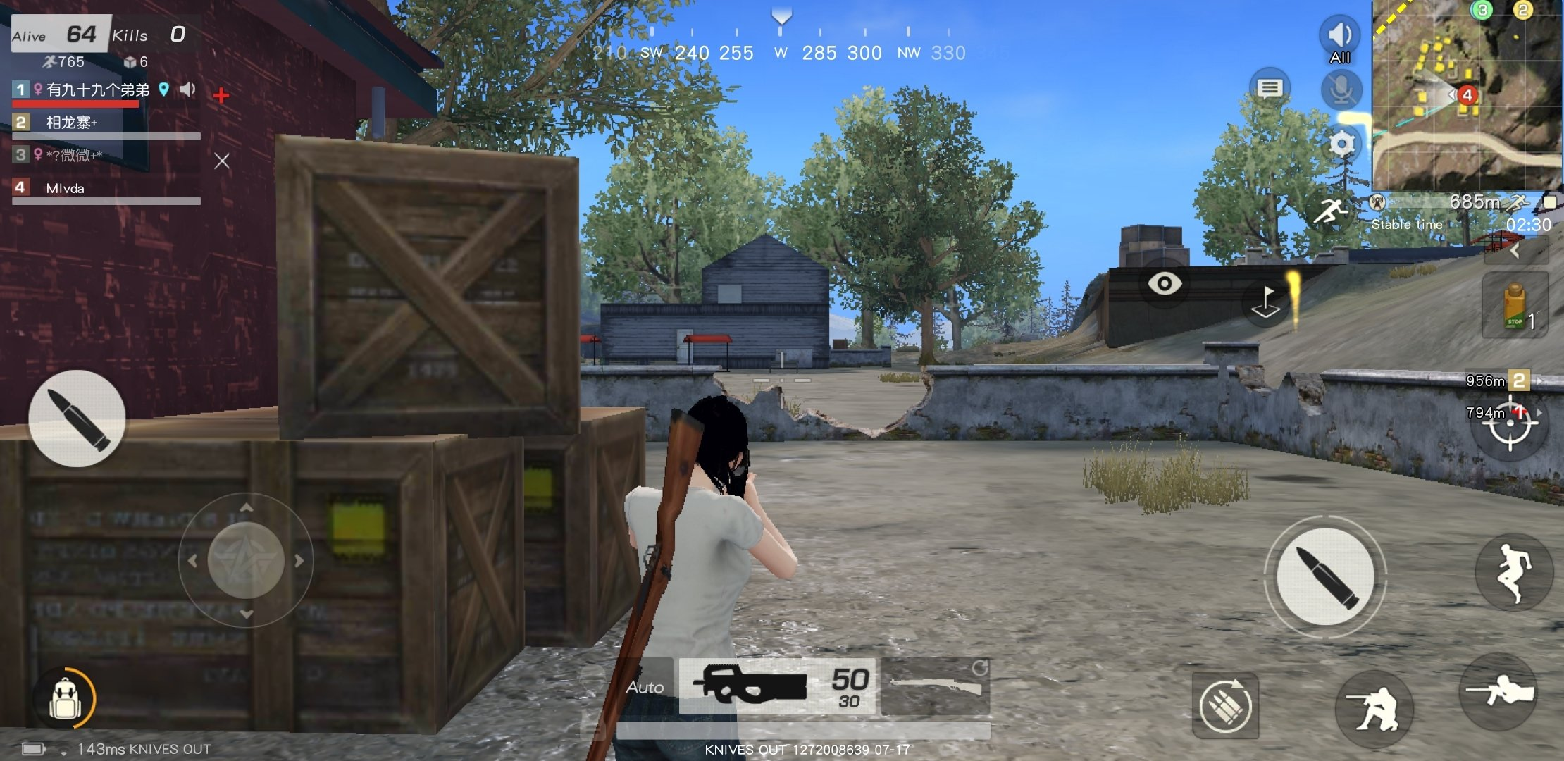 Knives Out 1 225 427388 - Download for Android APK Free