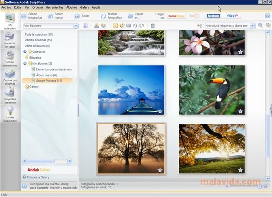 Kodak EasyShare image 6