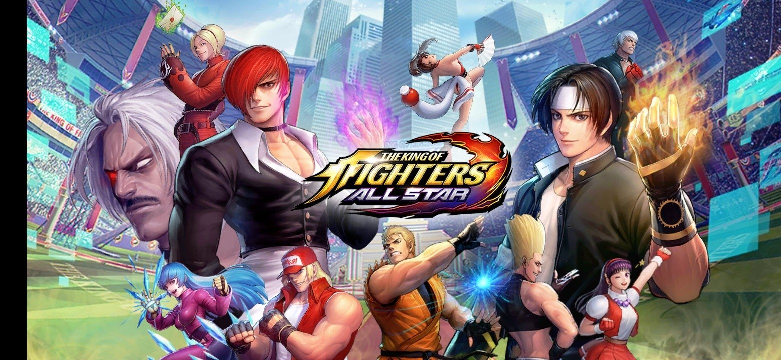 The King Of Fighters Allstar 1 6 0 Download For Android Apk Free