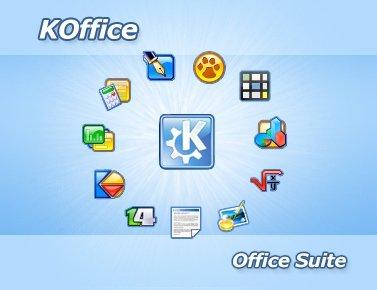 KOffice Linux image 4