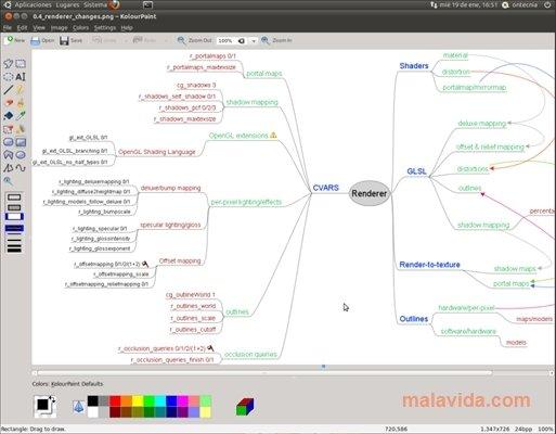 KolourPaint Linux image 4