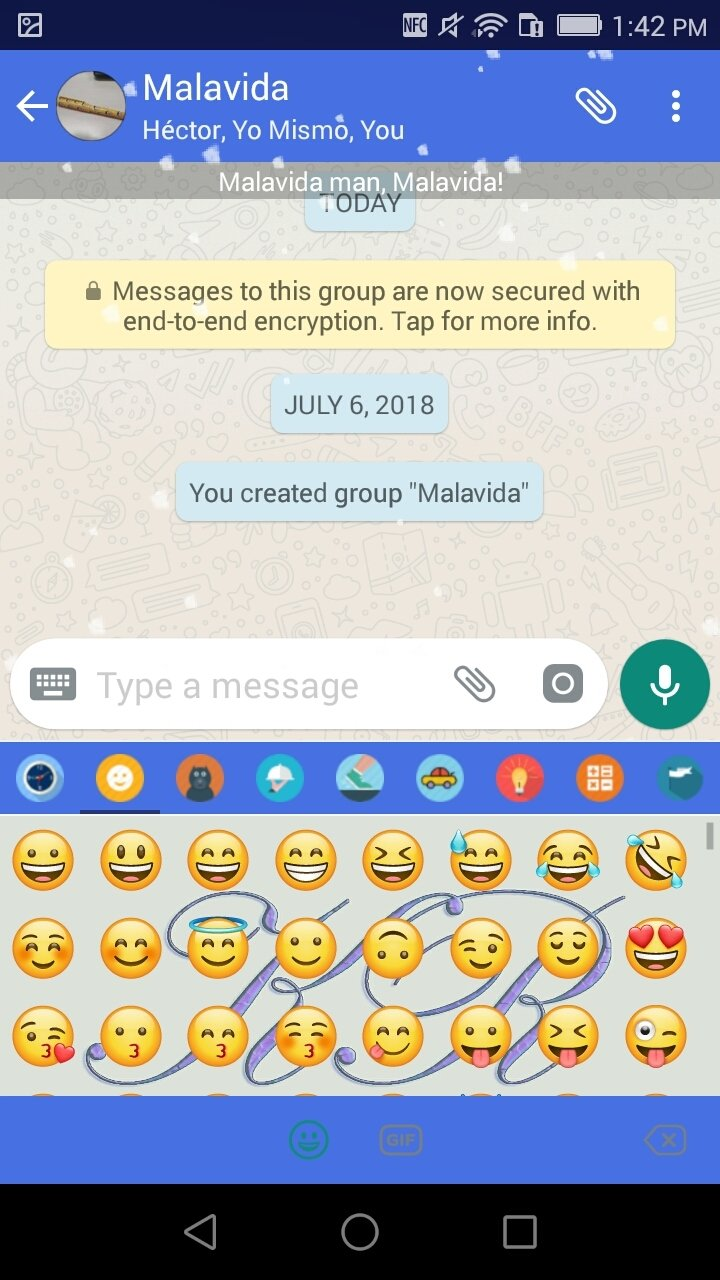 KRWhatsApp 8 0 - Download for Android APK Free