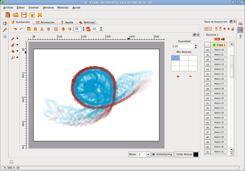 animation software free download for linux