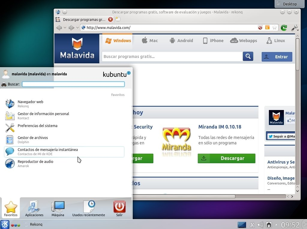 Kubuntu Linux image 4
