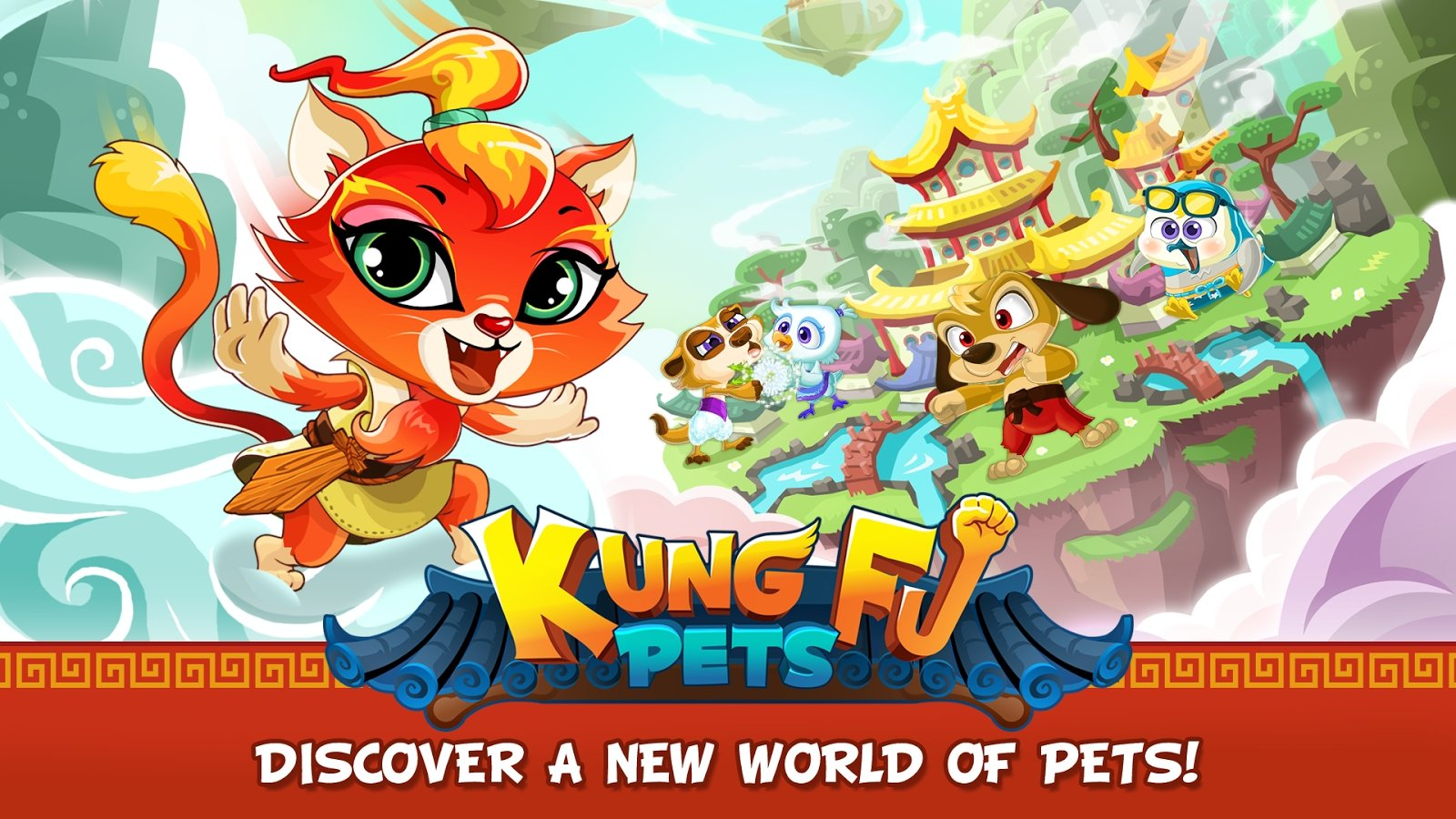 Kung Fu Pets Android image 5