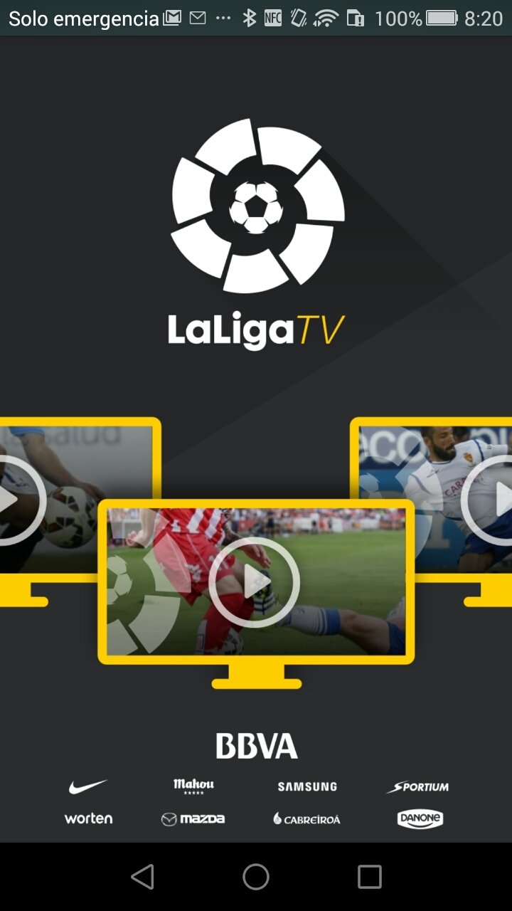 La Liga TV Android image 6