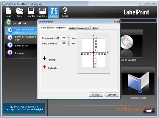 GRATUIT TÉLÉCHARGER GRATUIT LABELPRINT CD