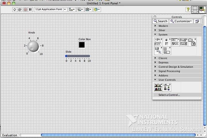 LabVIEW Mac image 4