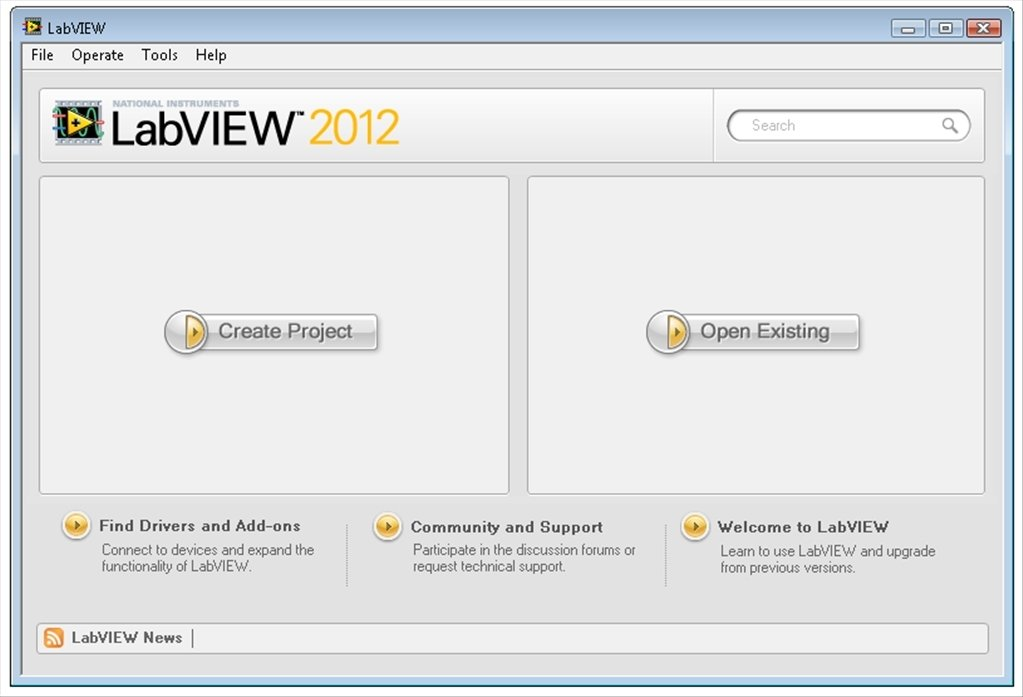 labview version etudiant