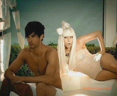 Lady Gaga Screensaver image 4