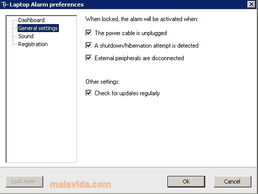 Laptop Alarm image 3